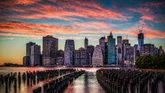 Manhattan Sunset 29970