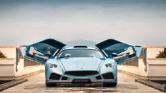 Mazzanti Evantra Front View Wallpaper 45010