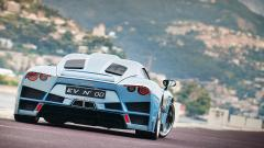 Mazzanti Evantra Rear View Wallpaper 45011