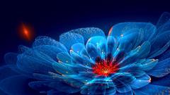 Neon Flowers 13304