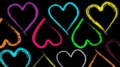 Neon Heart 13318