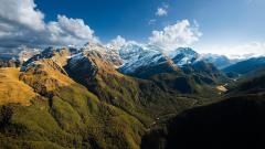 New Zealand Background 28499