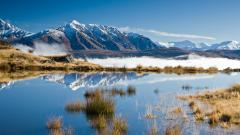 New Zealand Mountains 28501