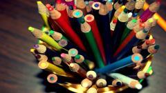 Pencil Mood Wallpaper 43908