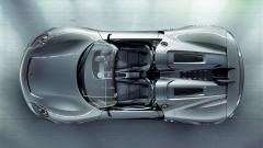 Porsche 918 Spyder Top View Wallpaper 43903