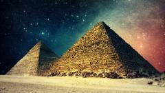 Pyramids Wallpaper 20767