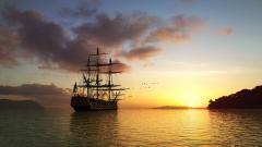 Ship Wallpaper 28886