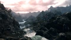 Skyrim Landscape Wallpaper 40622