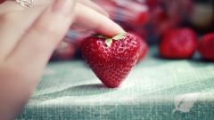 Strawberry Mood Wallpaper 43593