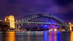 Sydney Bridge Wallpaper 30004
