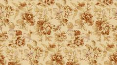 Vintage Flower Pattern Wallpaper 18976