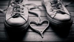 White Converse Wallpaper 17065