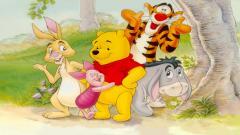 Winnie The Pooh Wallpaper 19927