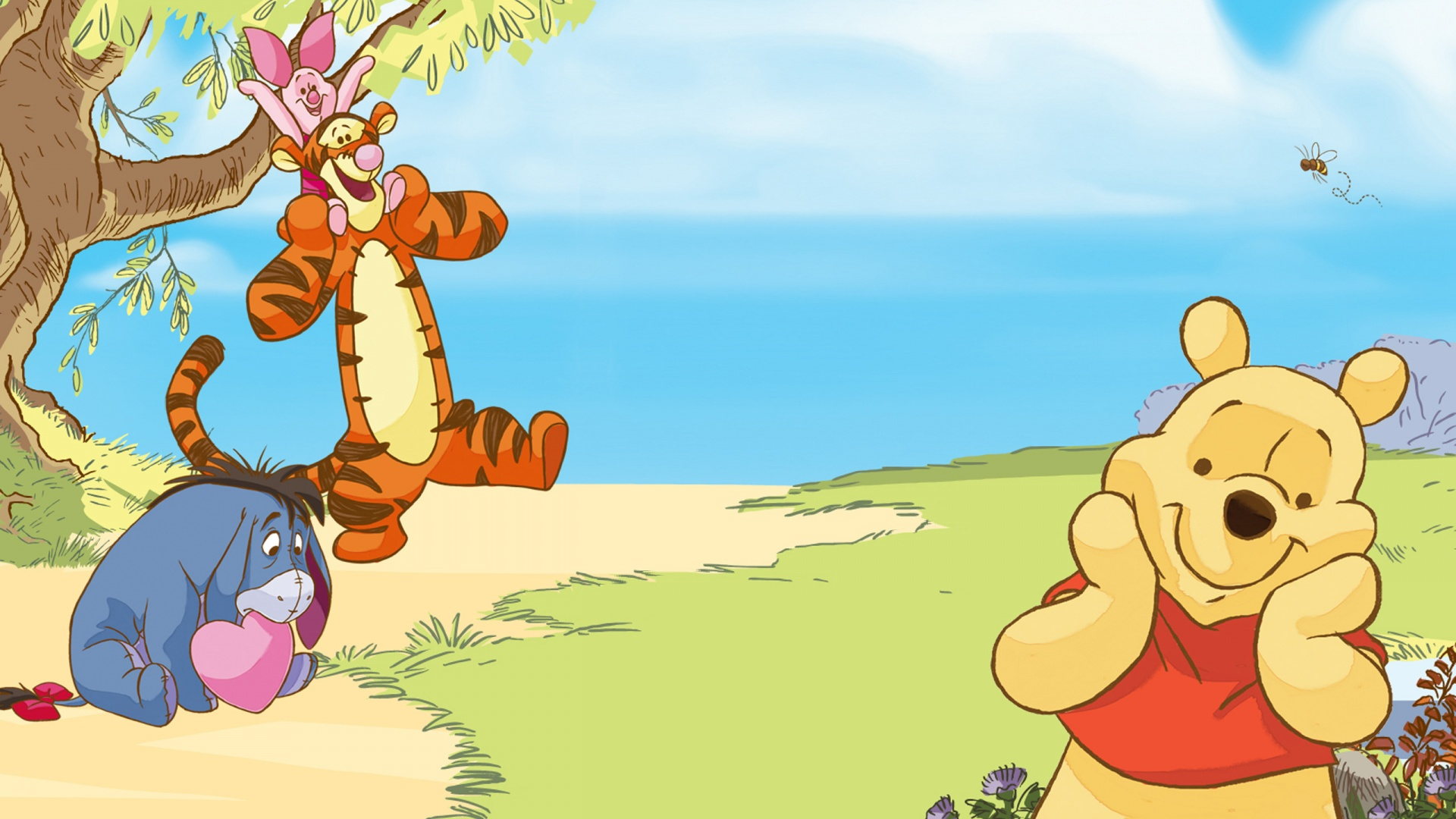 winnie the pooh wallpapers download