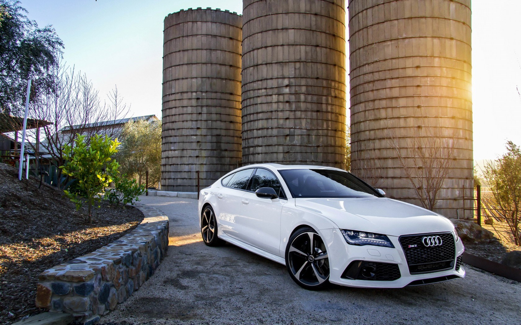 Awesome Audi Rs7 Wallpaper 36961 1680x1050 Px