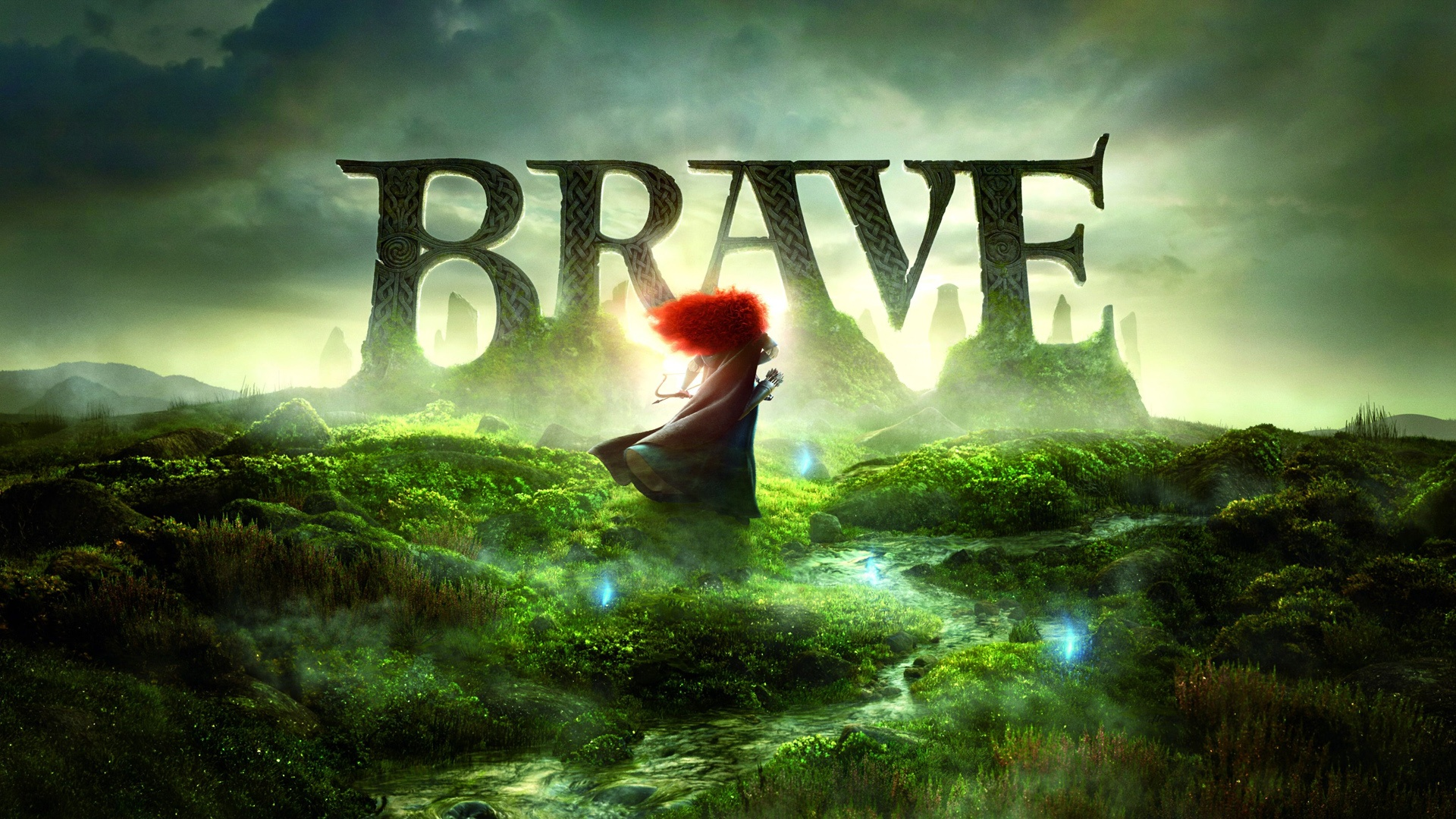 awesome brave wallpaper 36927