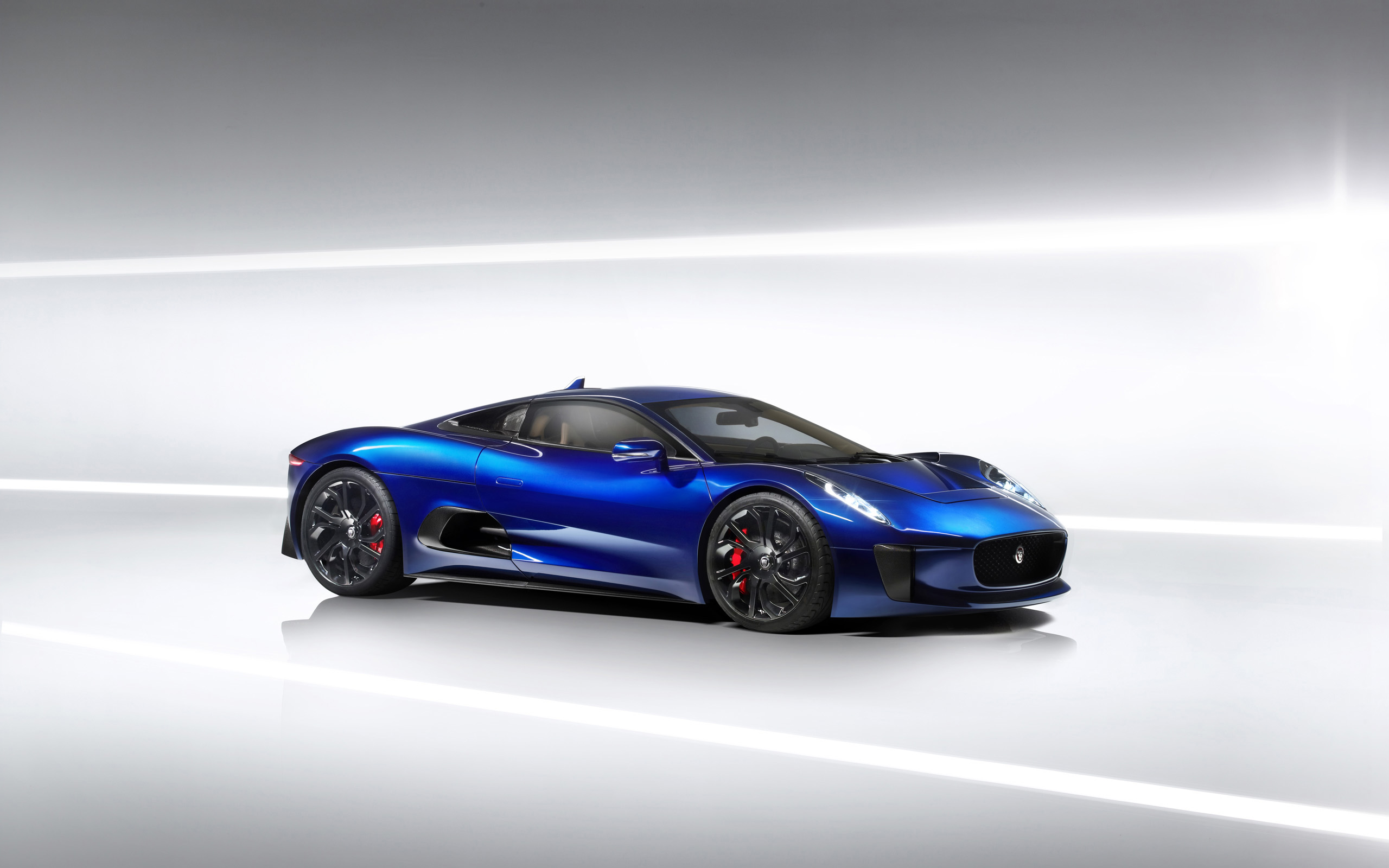 awesome jaguar cx75 wallpaper 45020