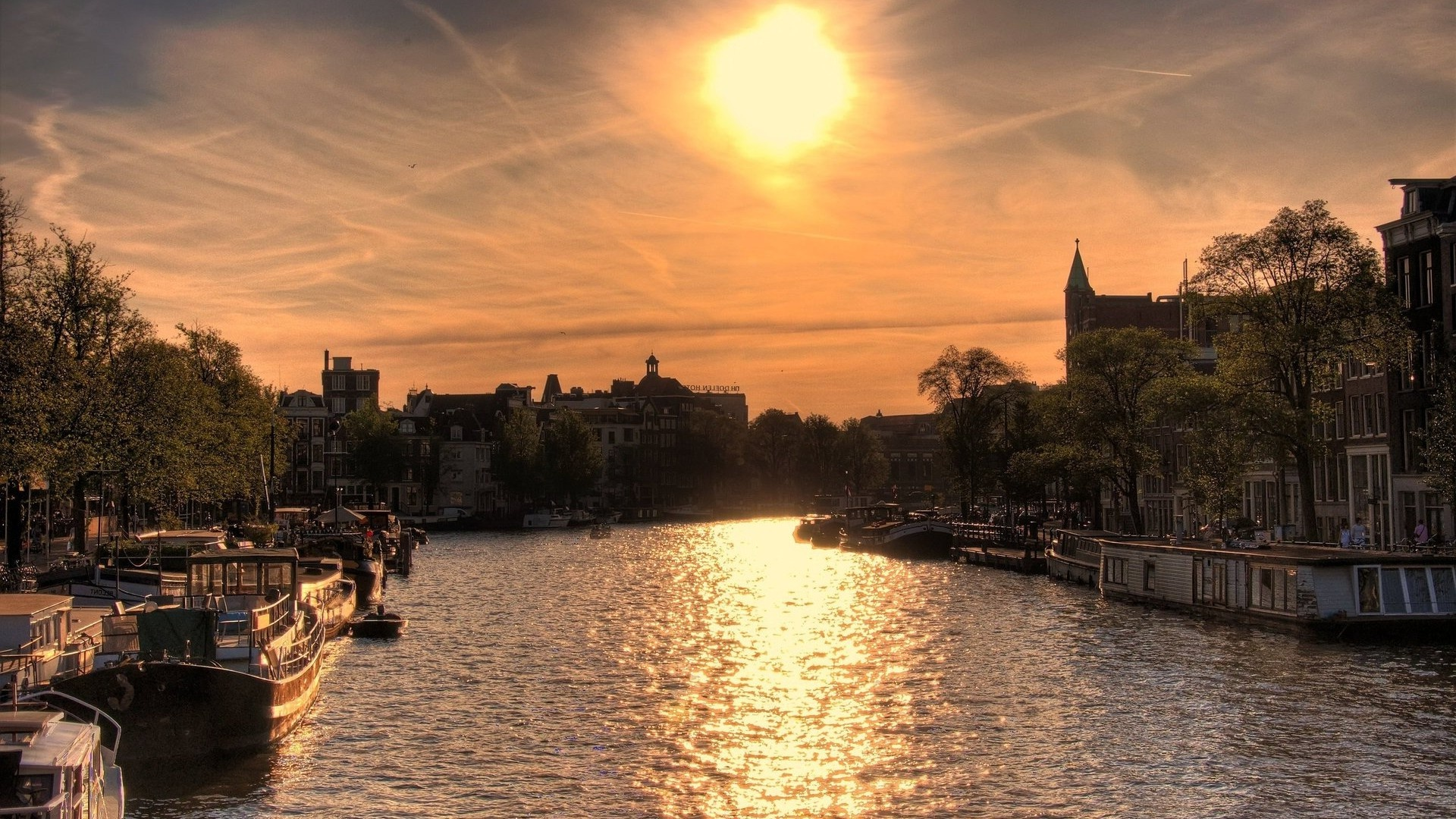 beautiful amsterdam wallpaper 36942