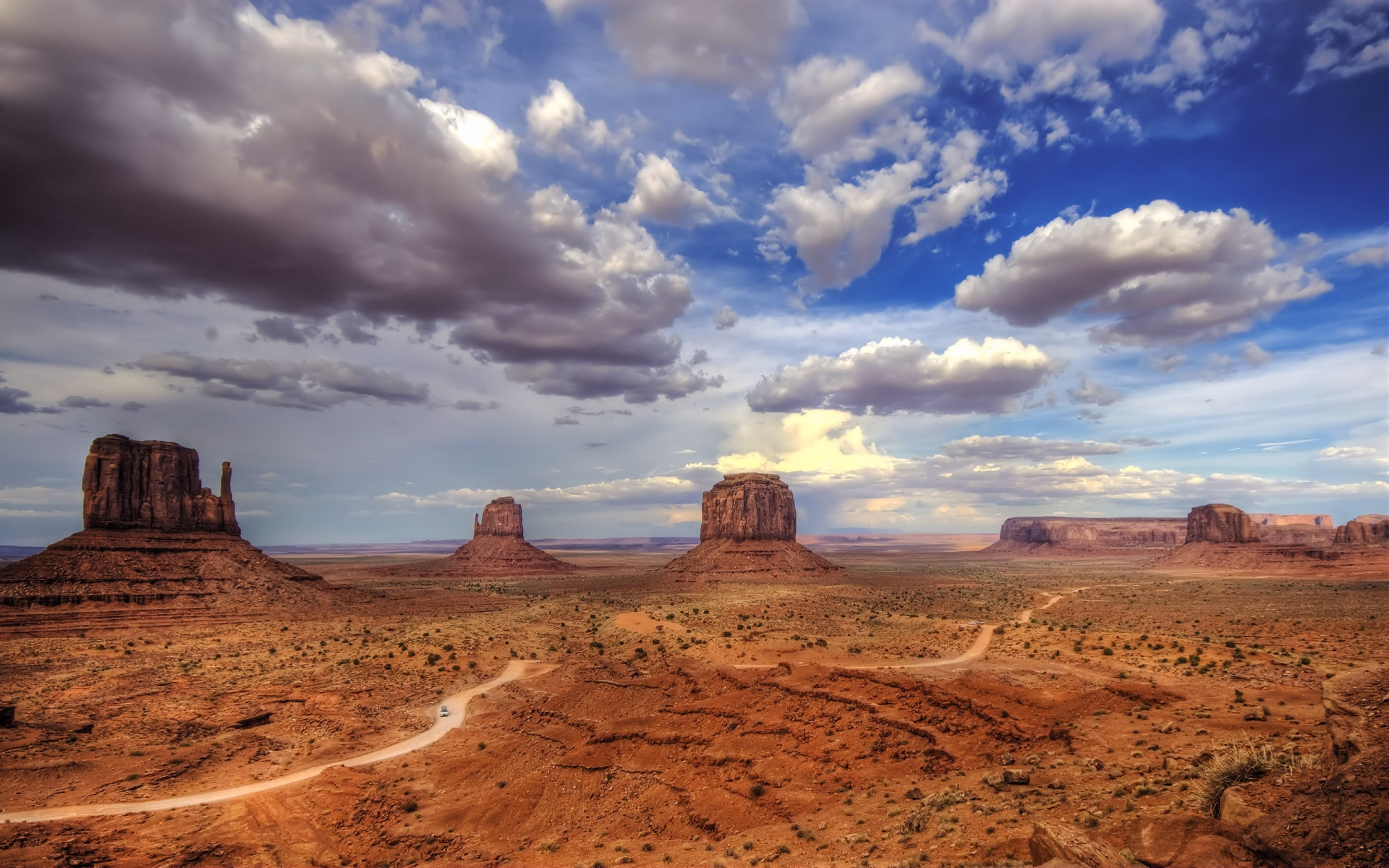 beautiful monument valley wallpaper 36905