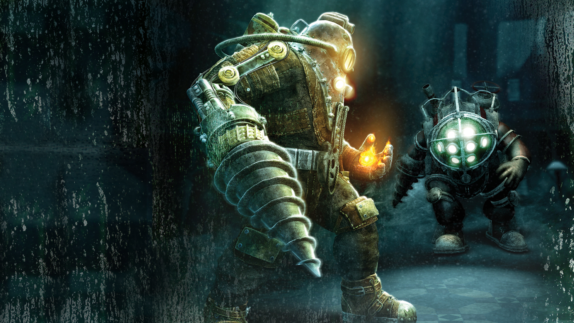 bioshock wallpaper 4255