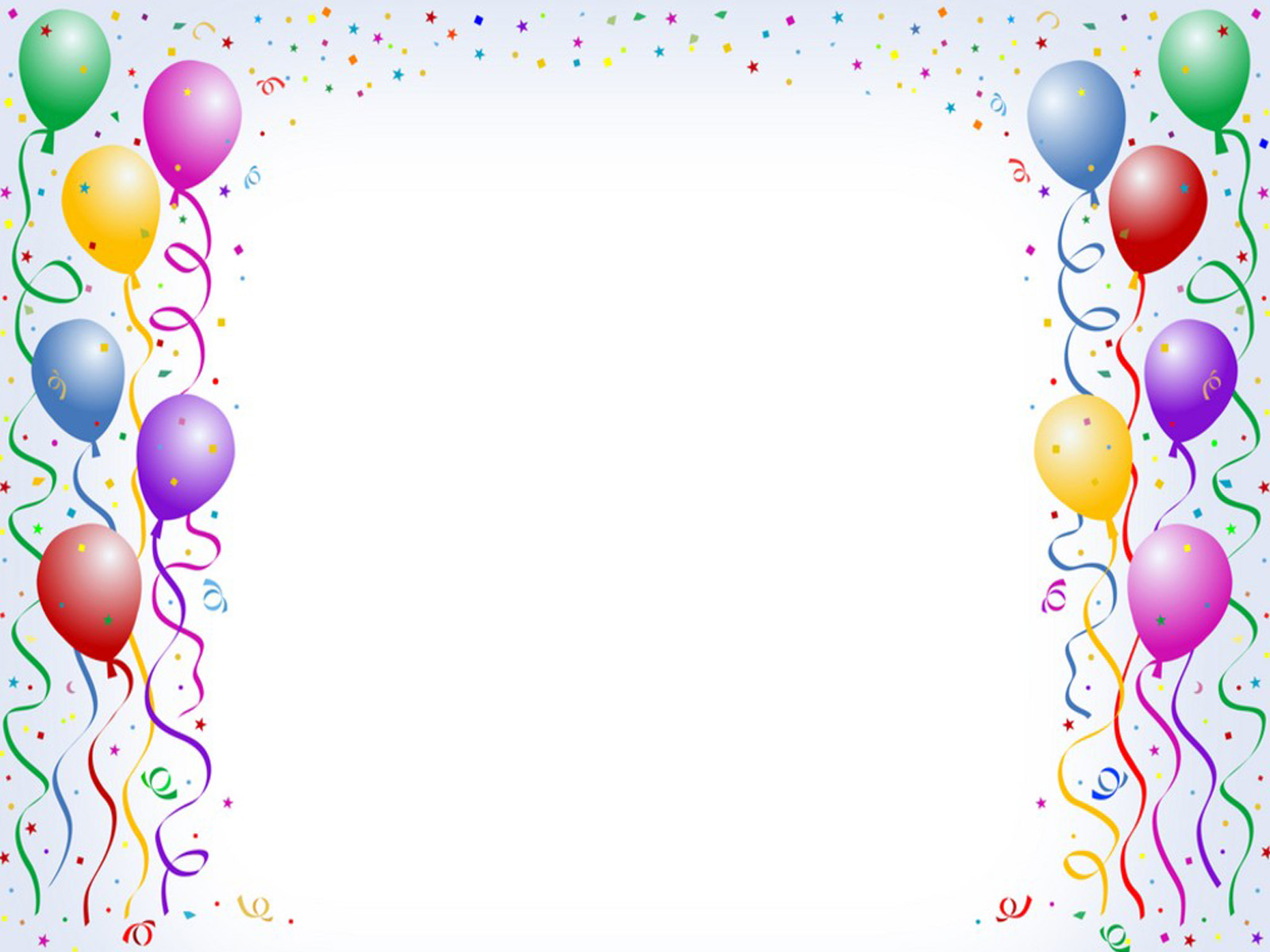 happy birthday background for powerpoint