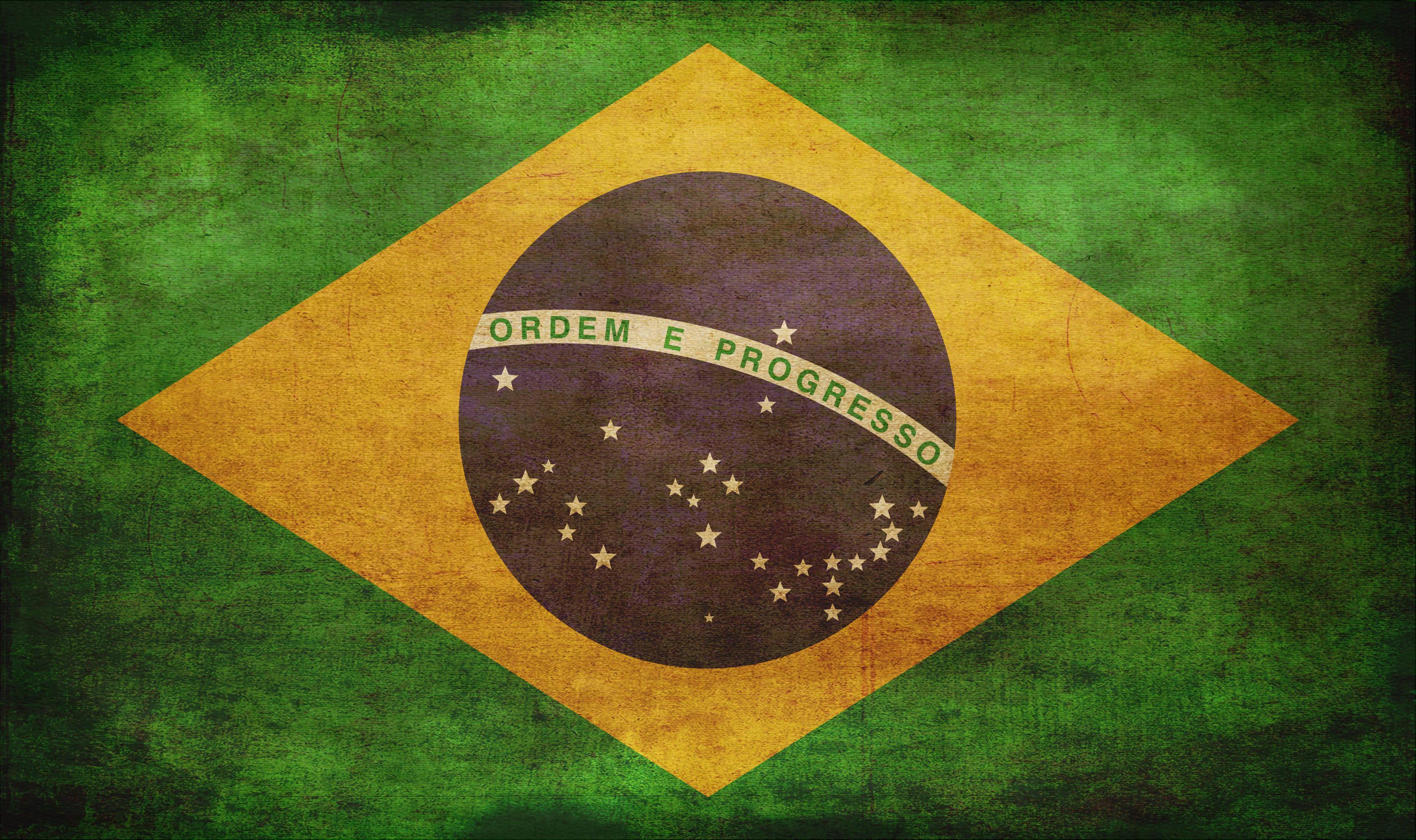 brazil vintage flag 23211