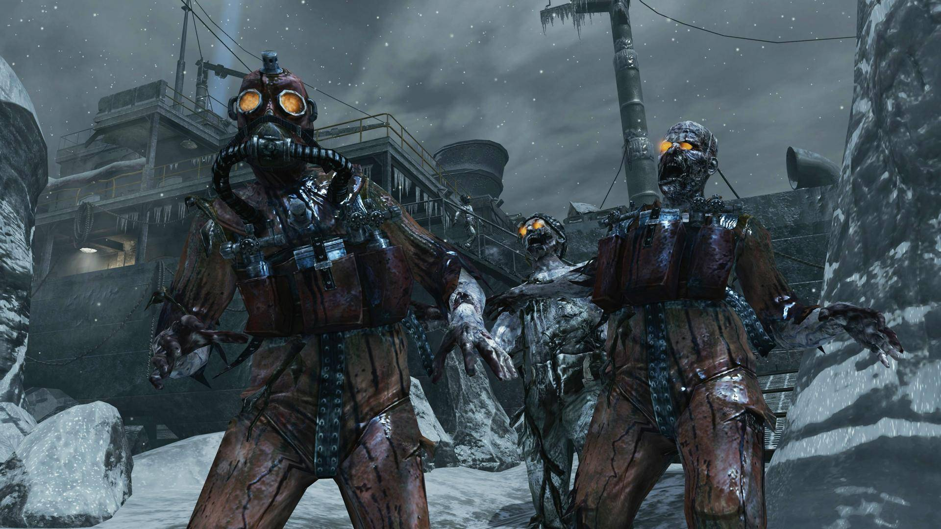Download Call Of Duty Zombies Call Of The Dead Wallpaper 9059