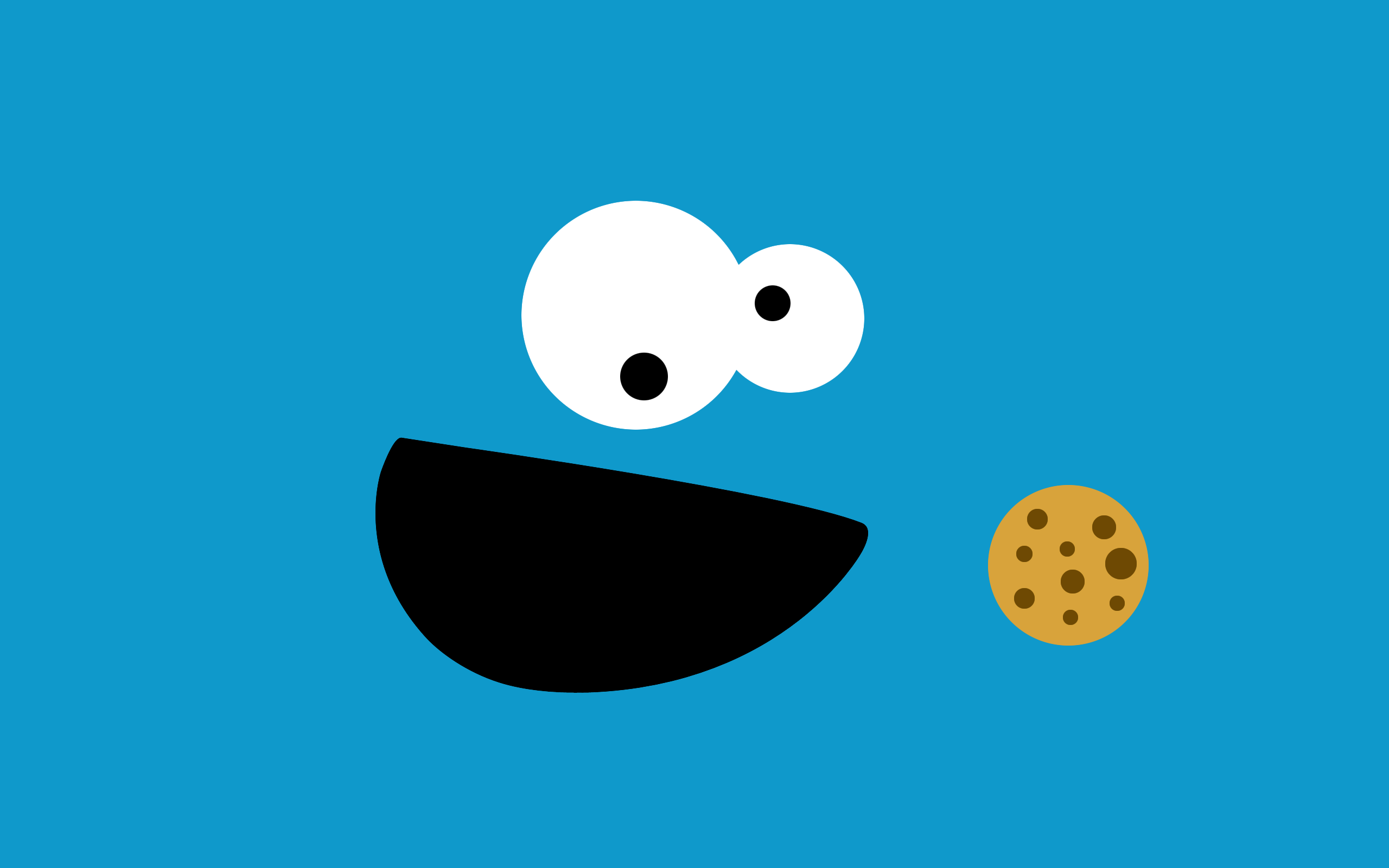 Cookie Monster Wallpaper 16789 2560x1600 px HDWallSourcecom