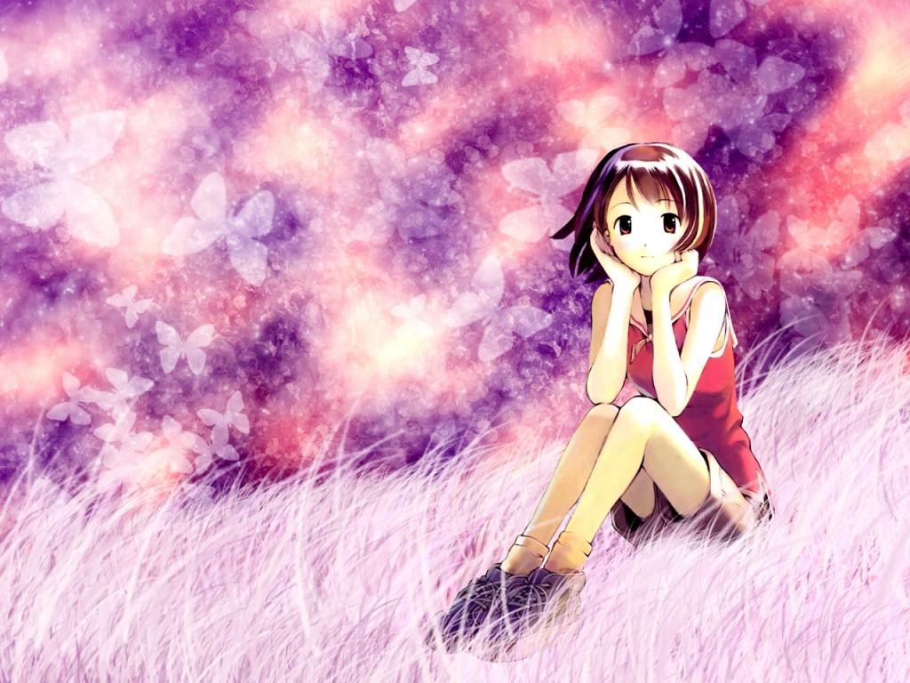 cute anime girl 19758
