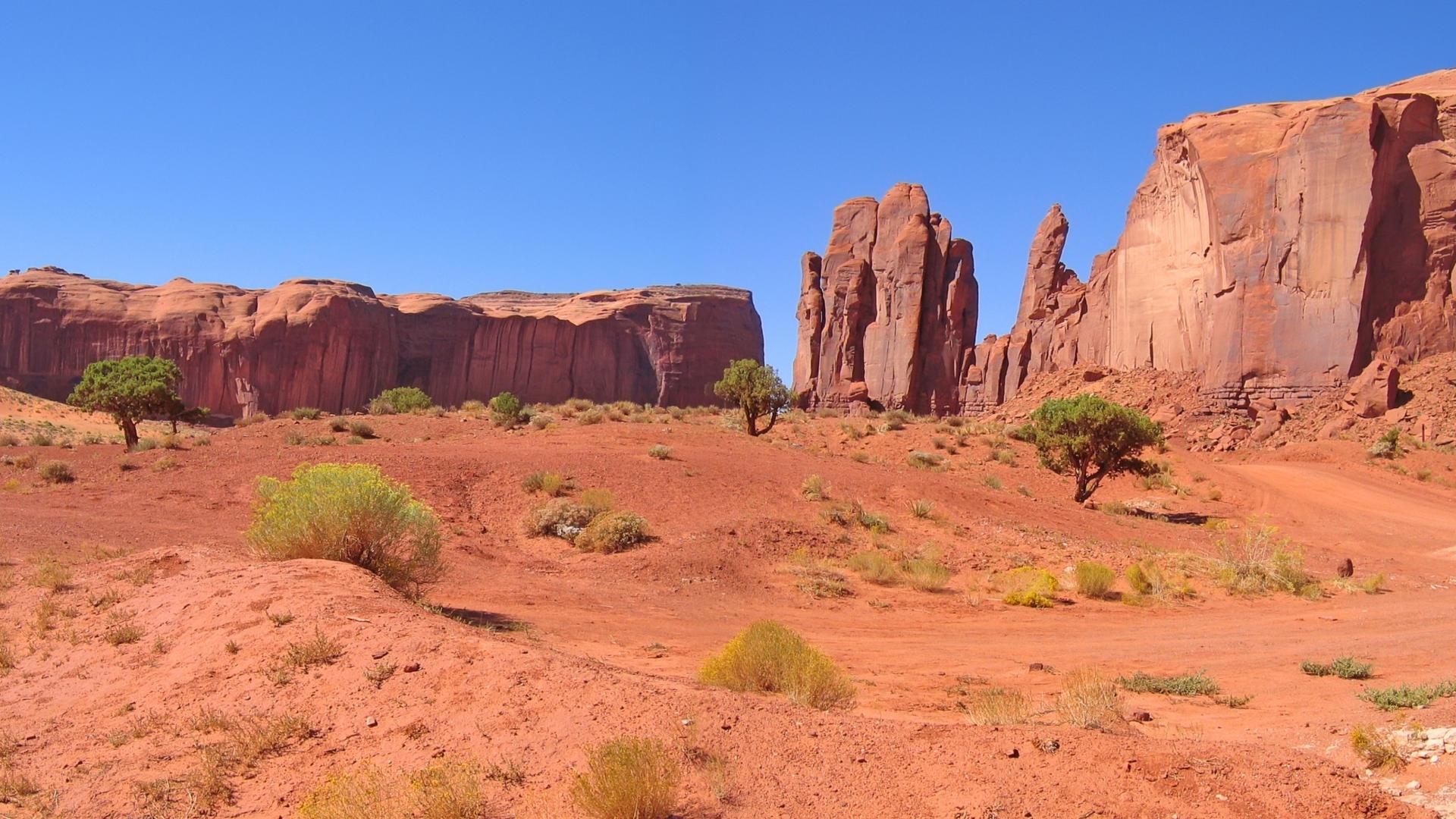 desert landscape wallpaper - photo #40