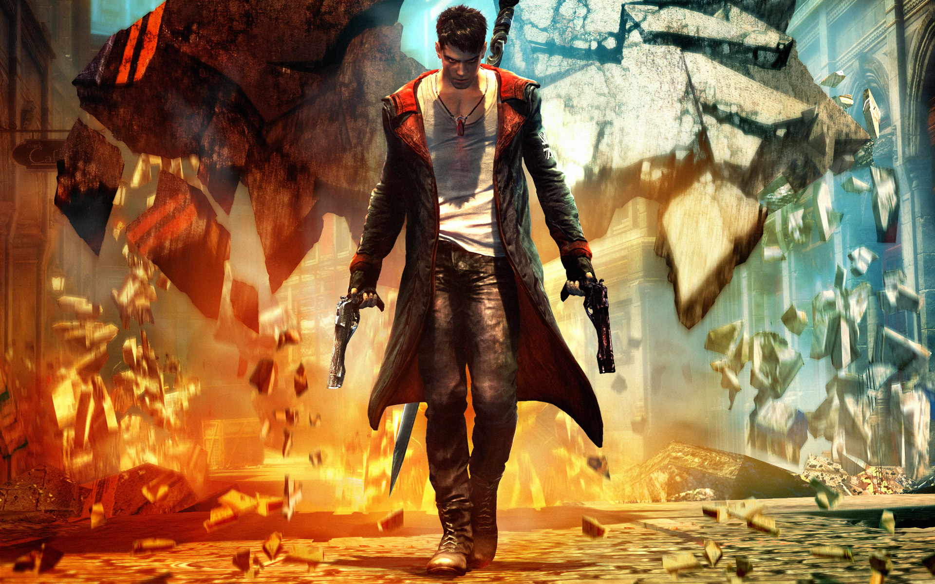Devil may cry wallpaper 14378 1920x1200 px hdwallsource devil may cry wallpaper 14378 voltagebd Gallery