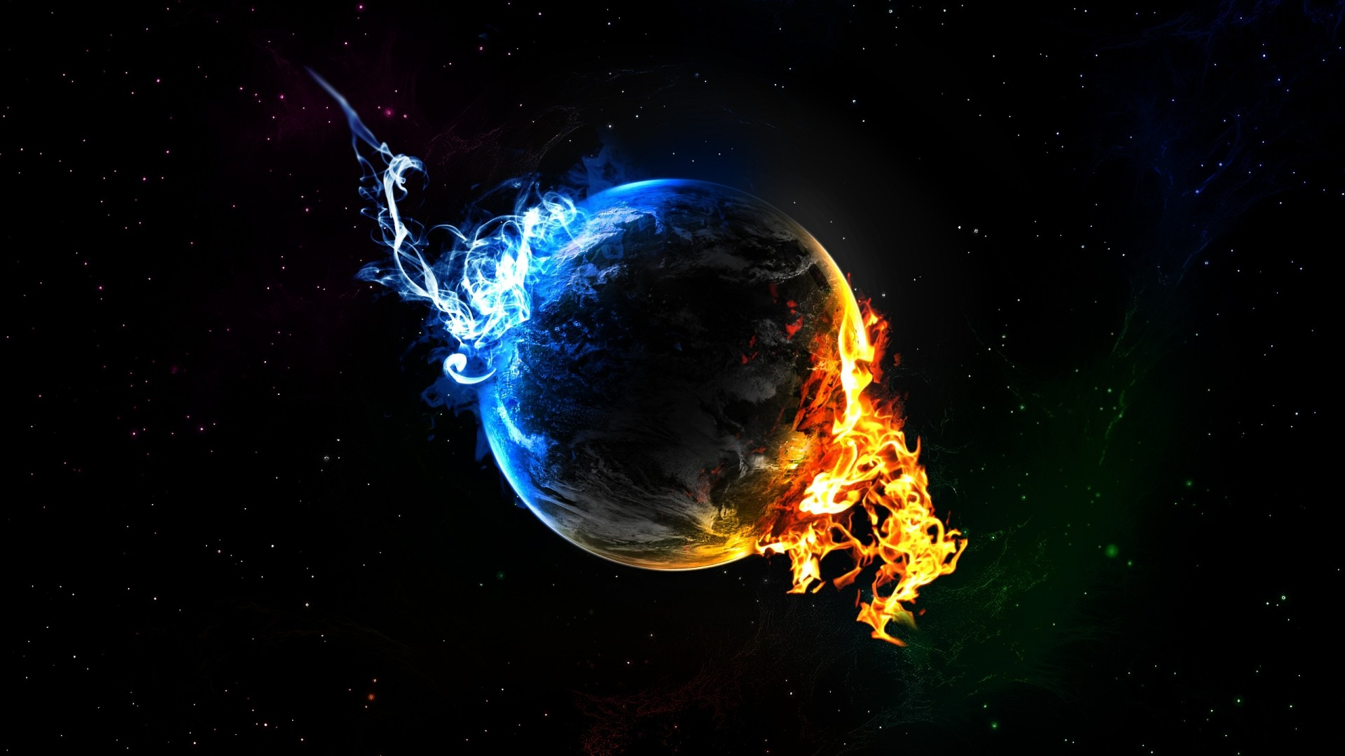 Earth Water Fire Air 4914 1920x1080 px HDWallSourcecom