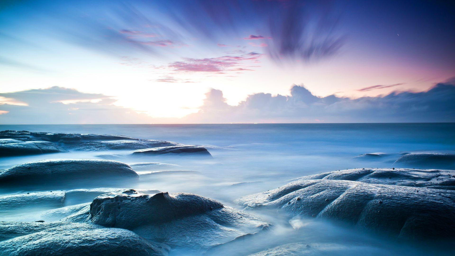 fantastic seascape wallpaper 29229