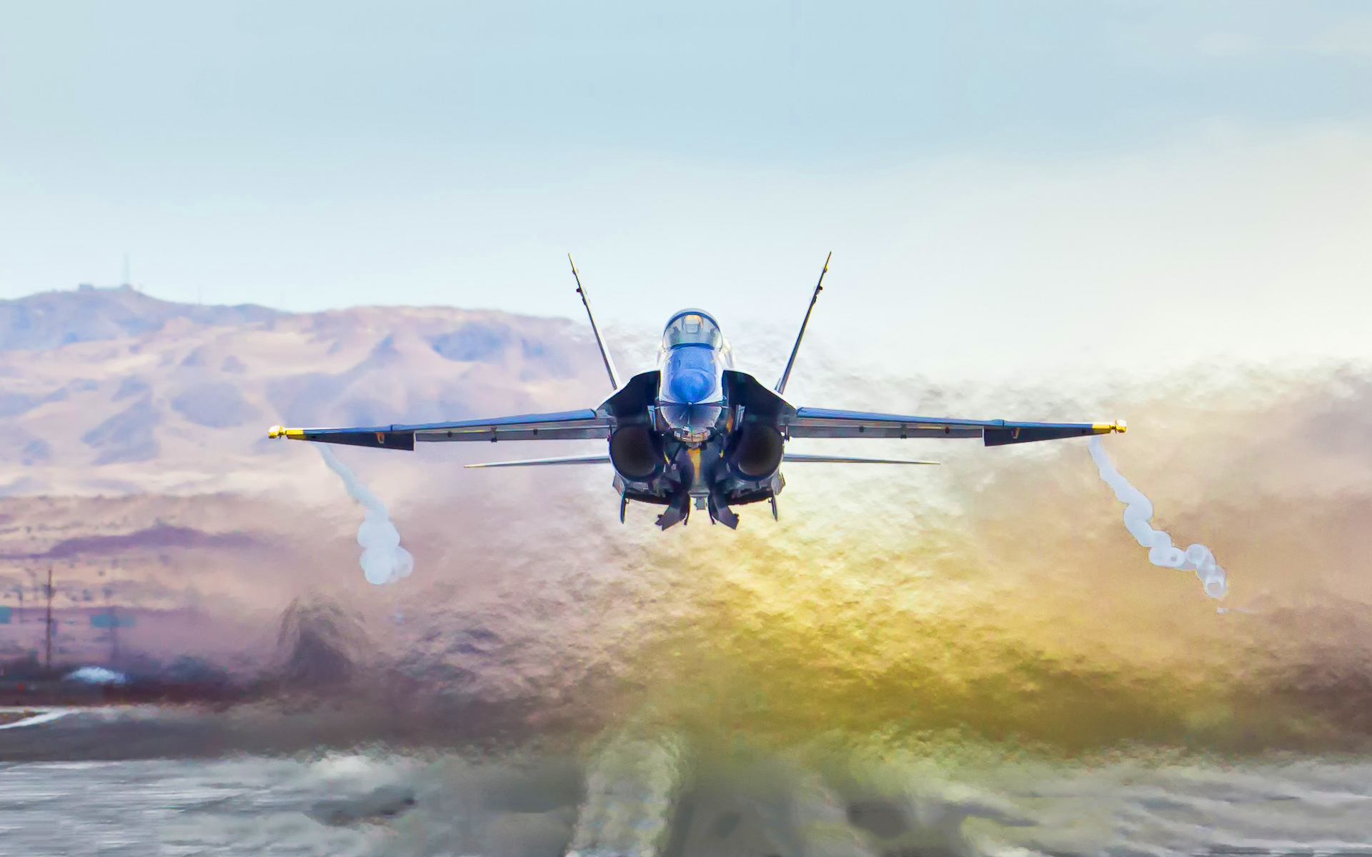 fantastic takeoff wallpaper 43320