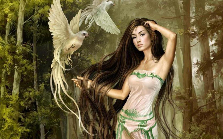 fantasy women 11881