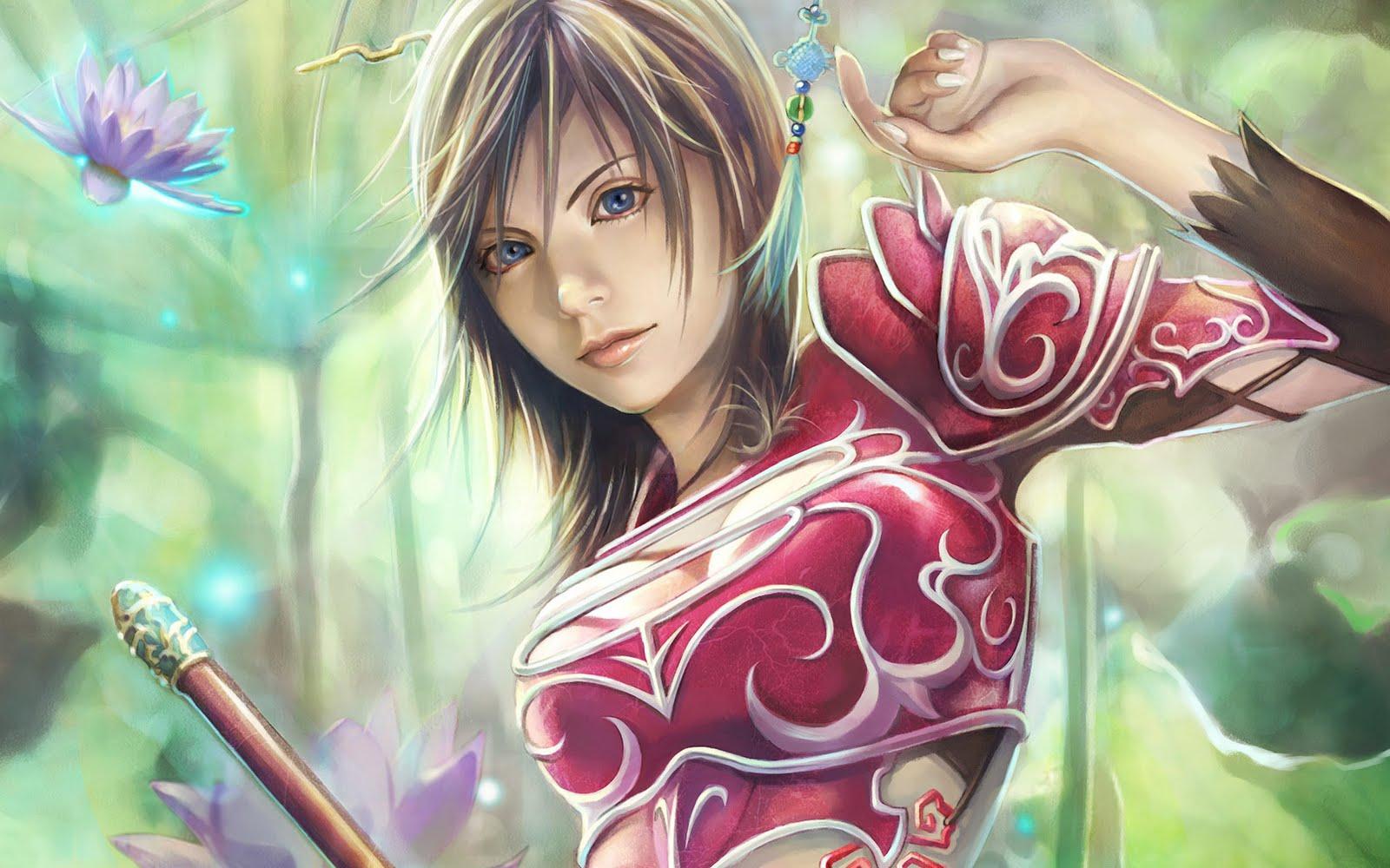 fantasy women wallpaper 11887
