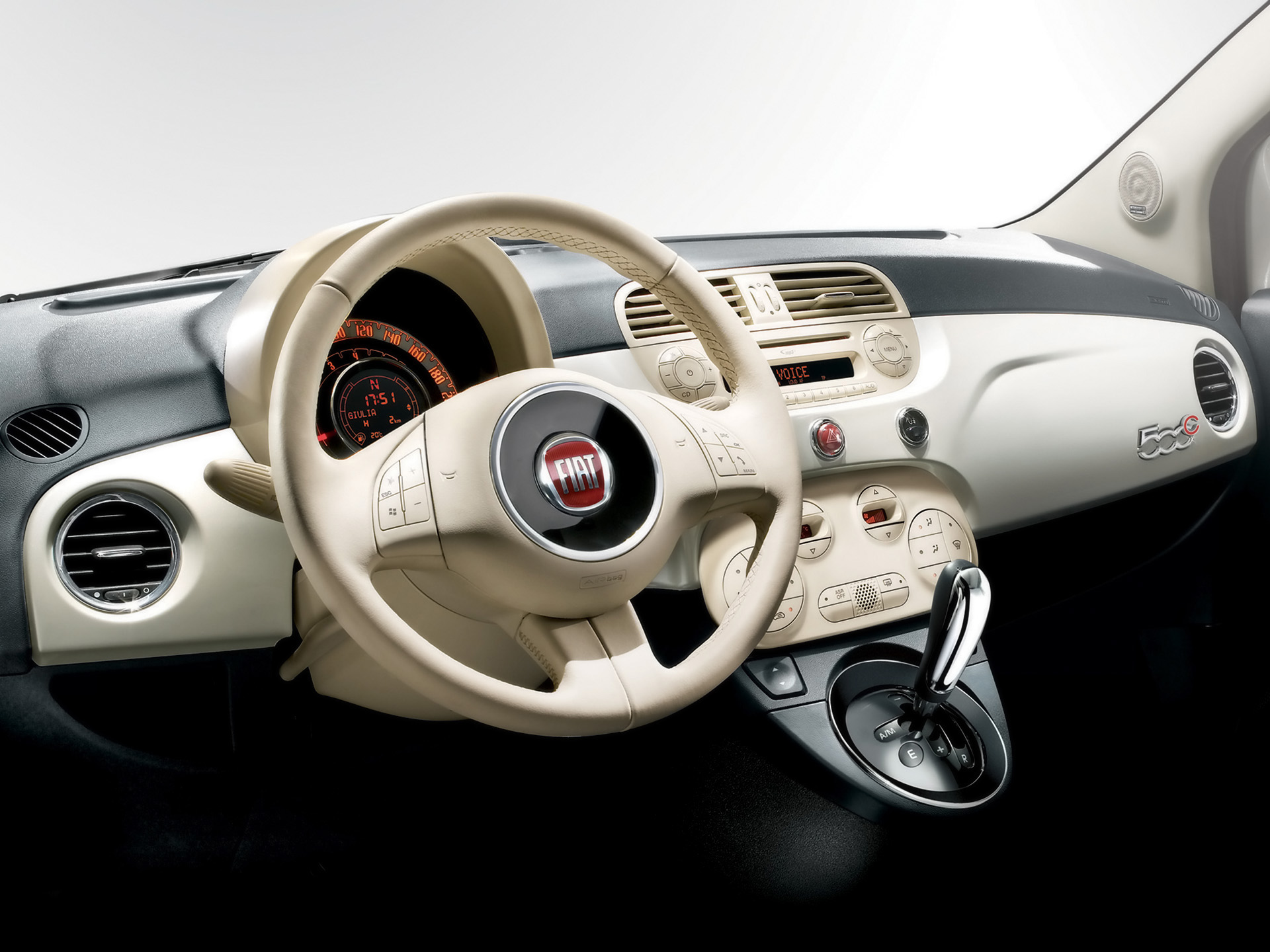 fiat interior wallpaper 37452