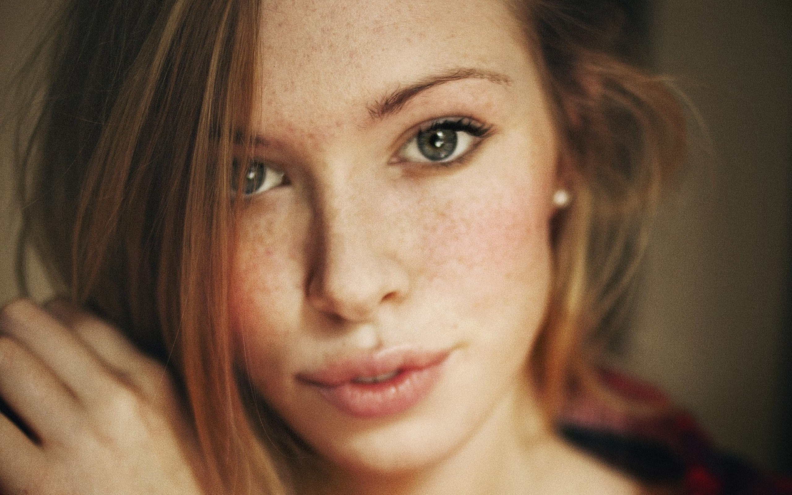freckled girls wallpaper 28543