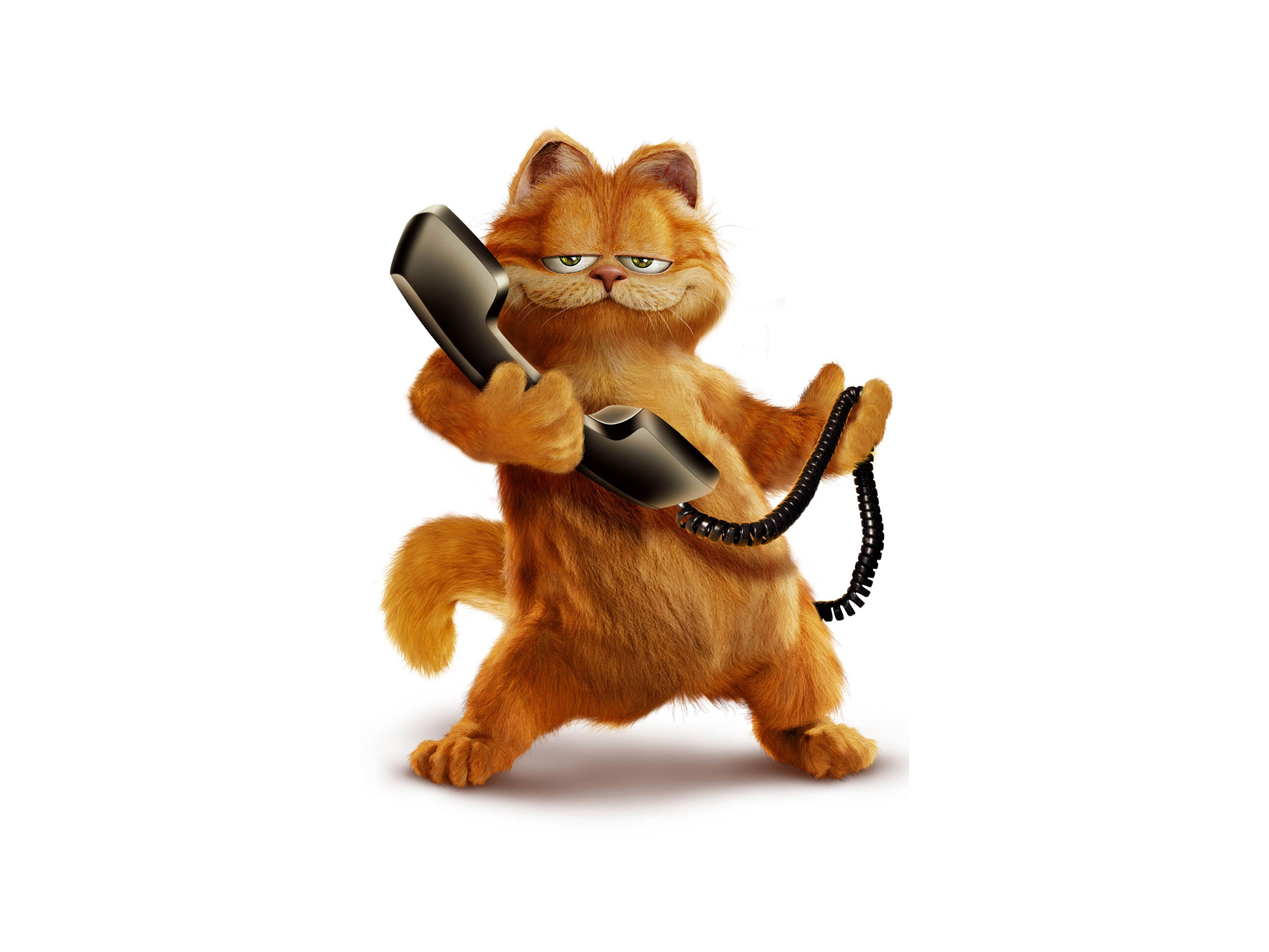 Free Garfield Wallpaper 16750