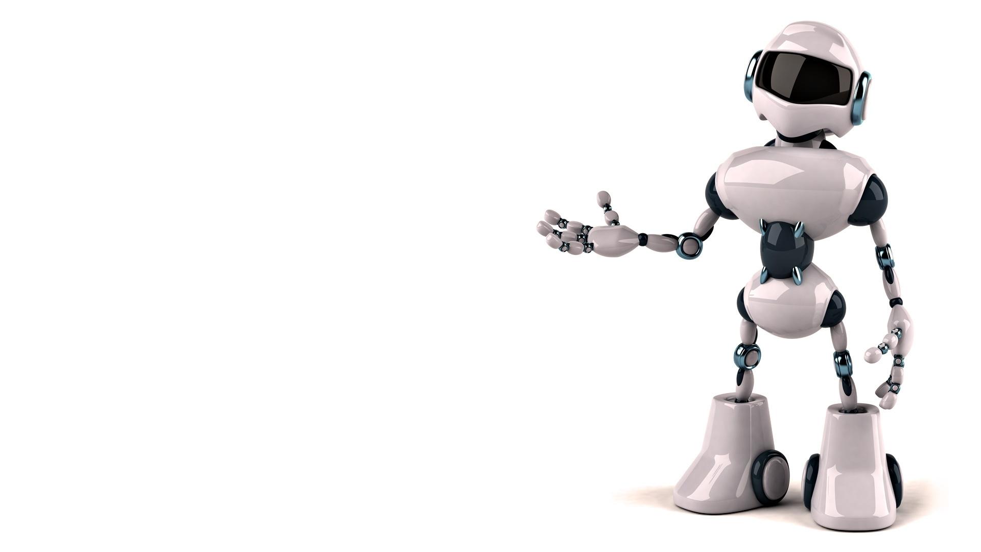 free robot wallpaper 42250
