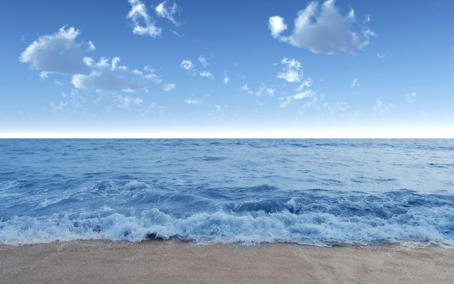free sea waves wallpaper 31009