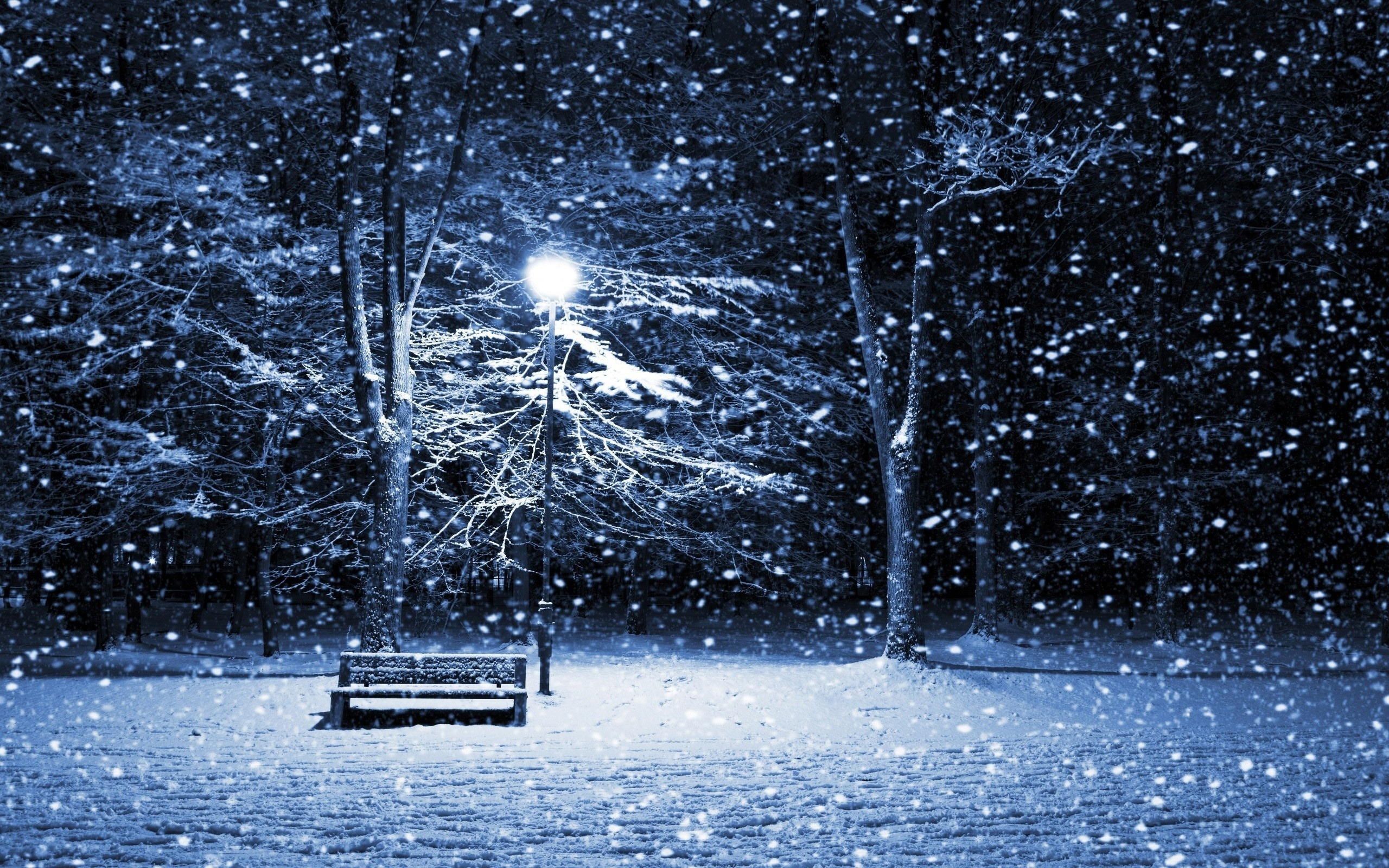 free snow background 17144