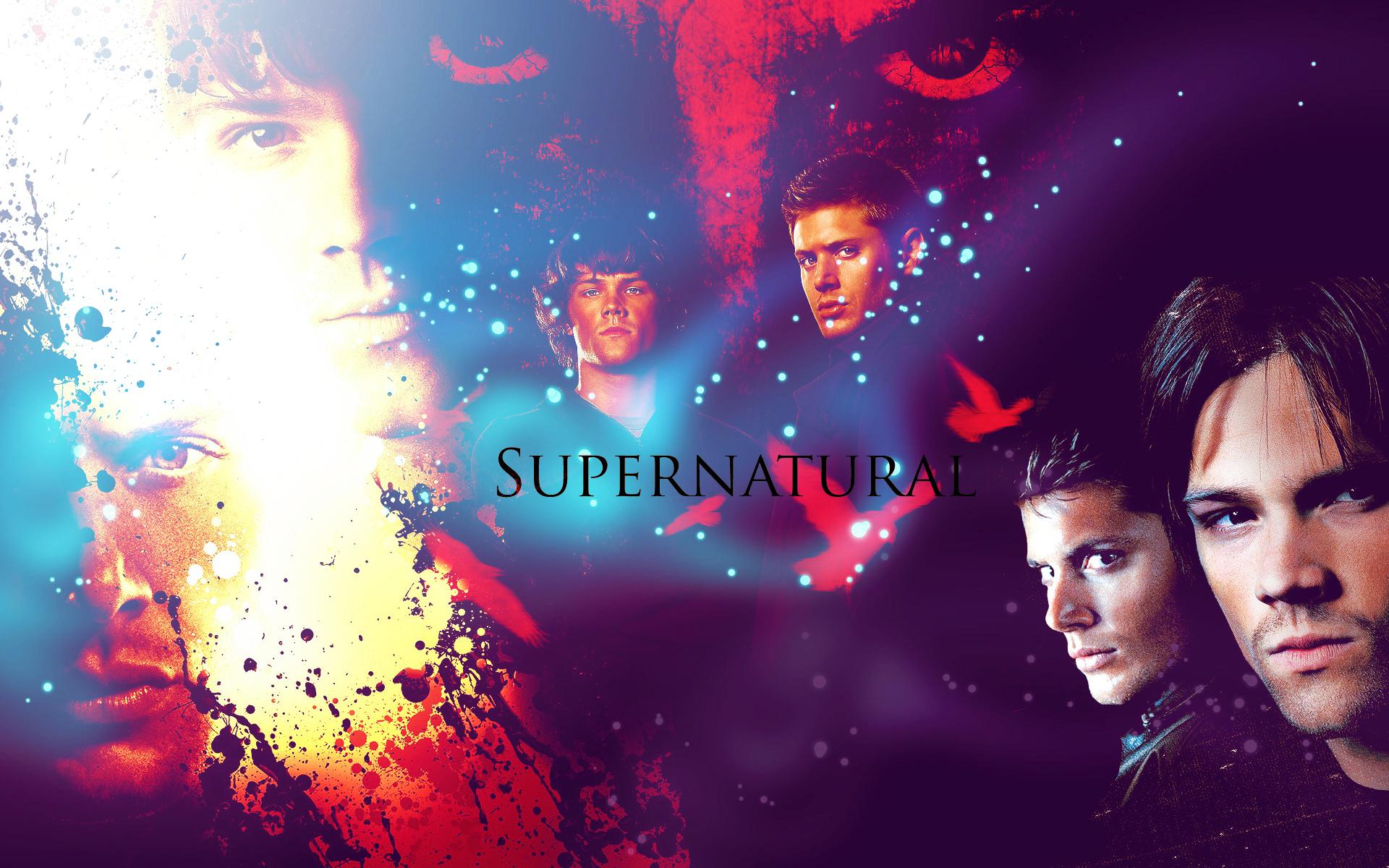 free supernatural wallpaper 20554