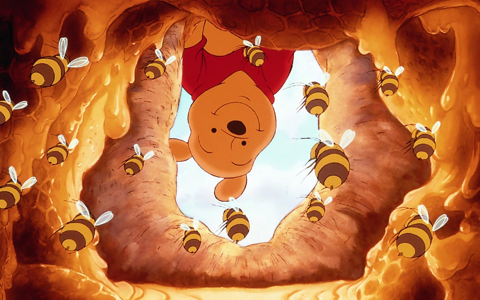 free winnie the pooh wallpaper 19945