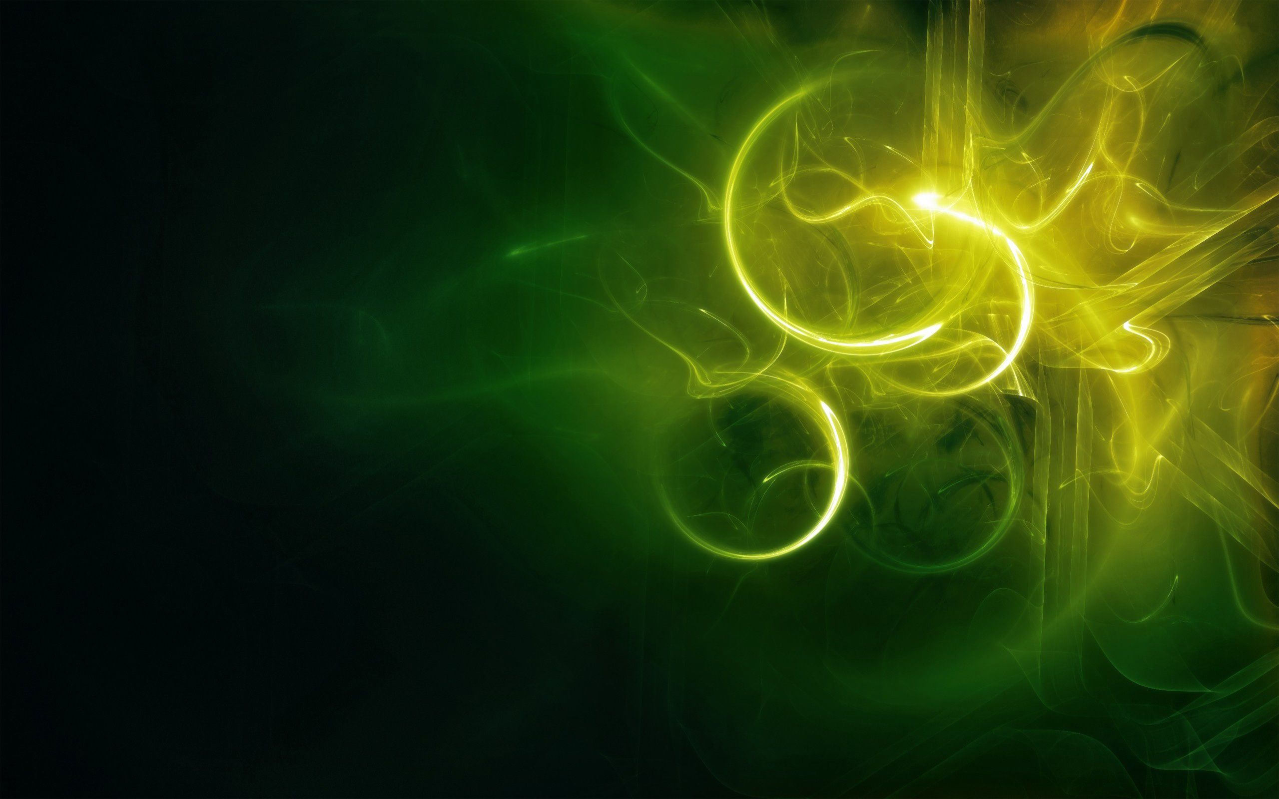 green abstract background 21866