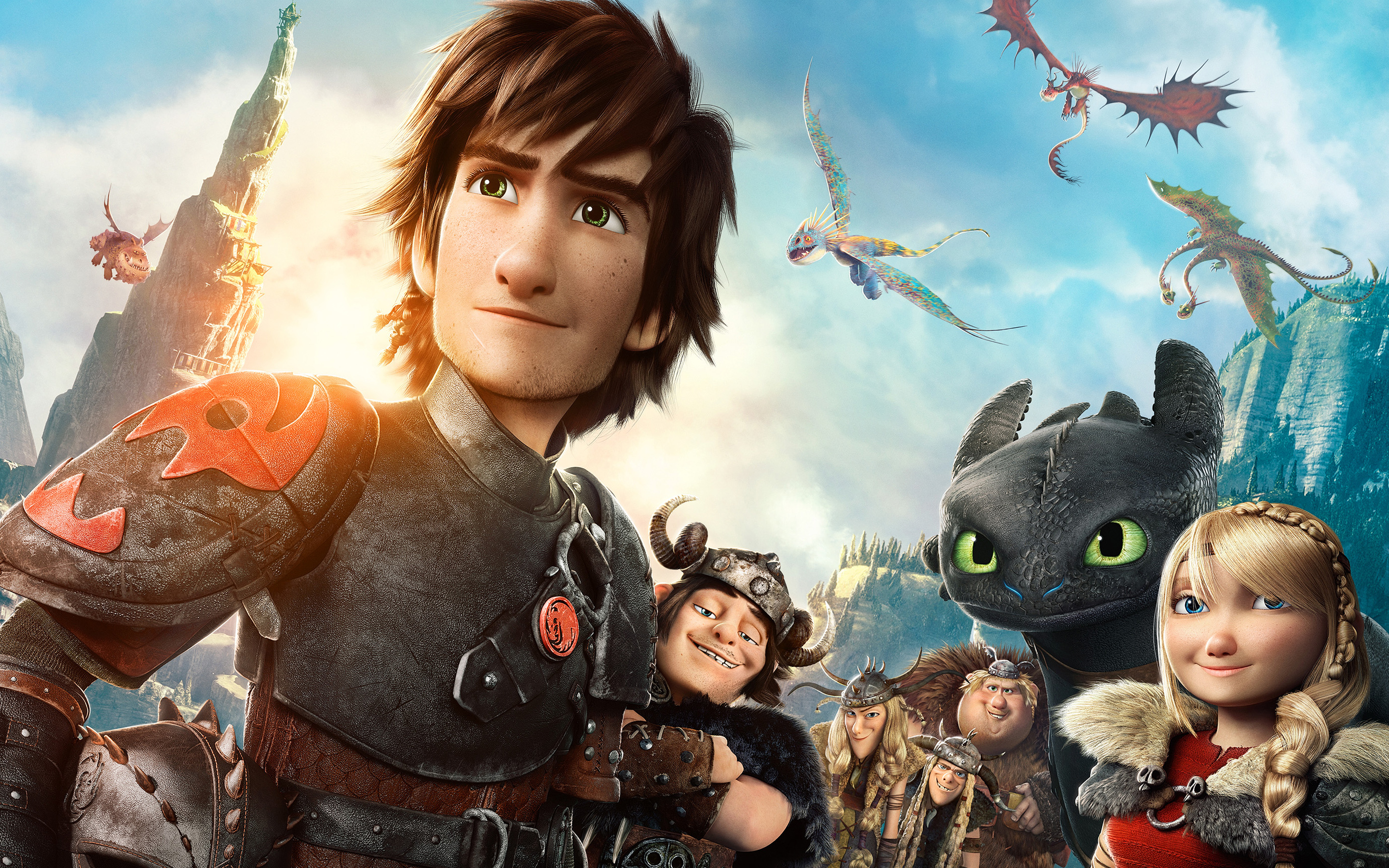 how to train your dragon 2 12614