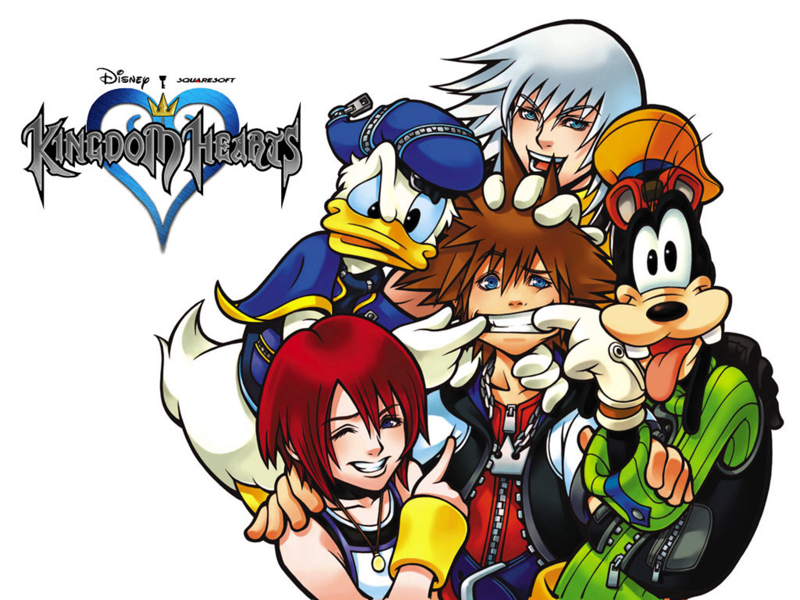[ We're gamers | [ W A N T E D  Kingdom-hearts-wallpaper-7436-7719-hd-wallpapers