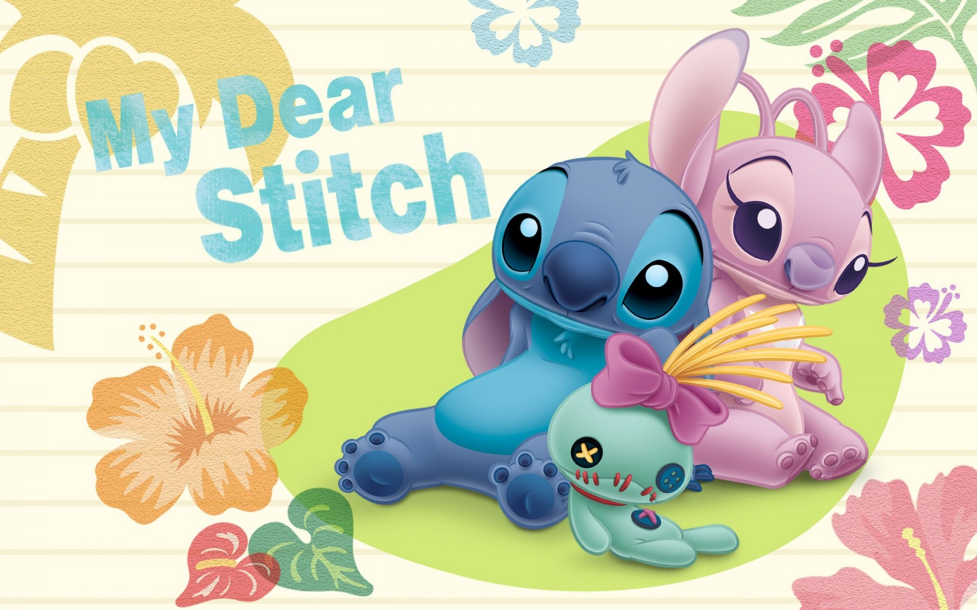 Lilo and Stitch Wallpaper 23971 1920x1200 px HDWallSourcecom