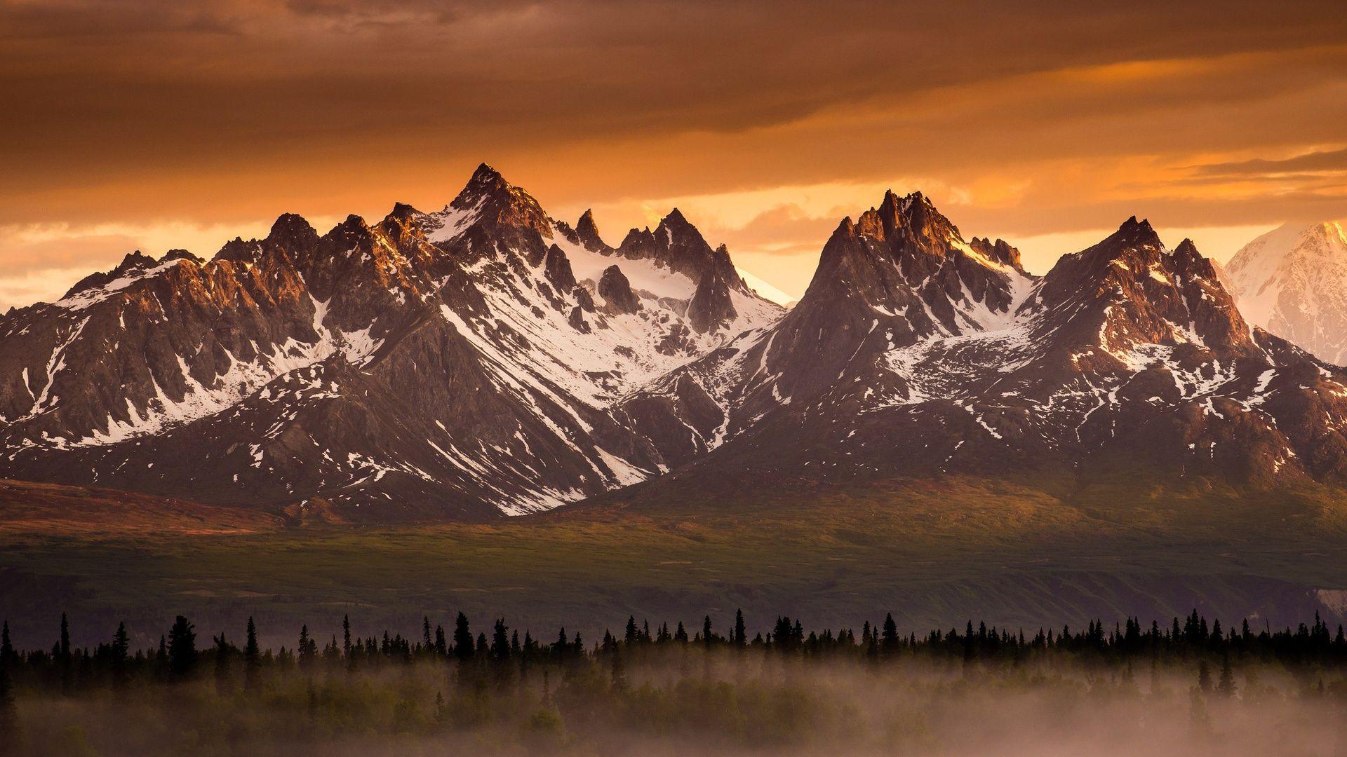 mountain scenery 18745