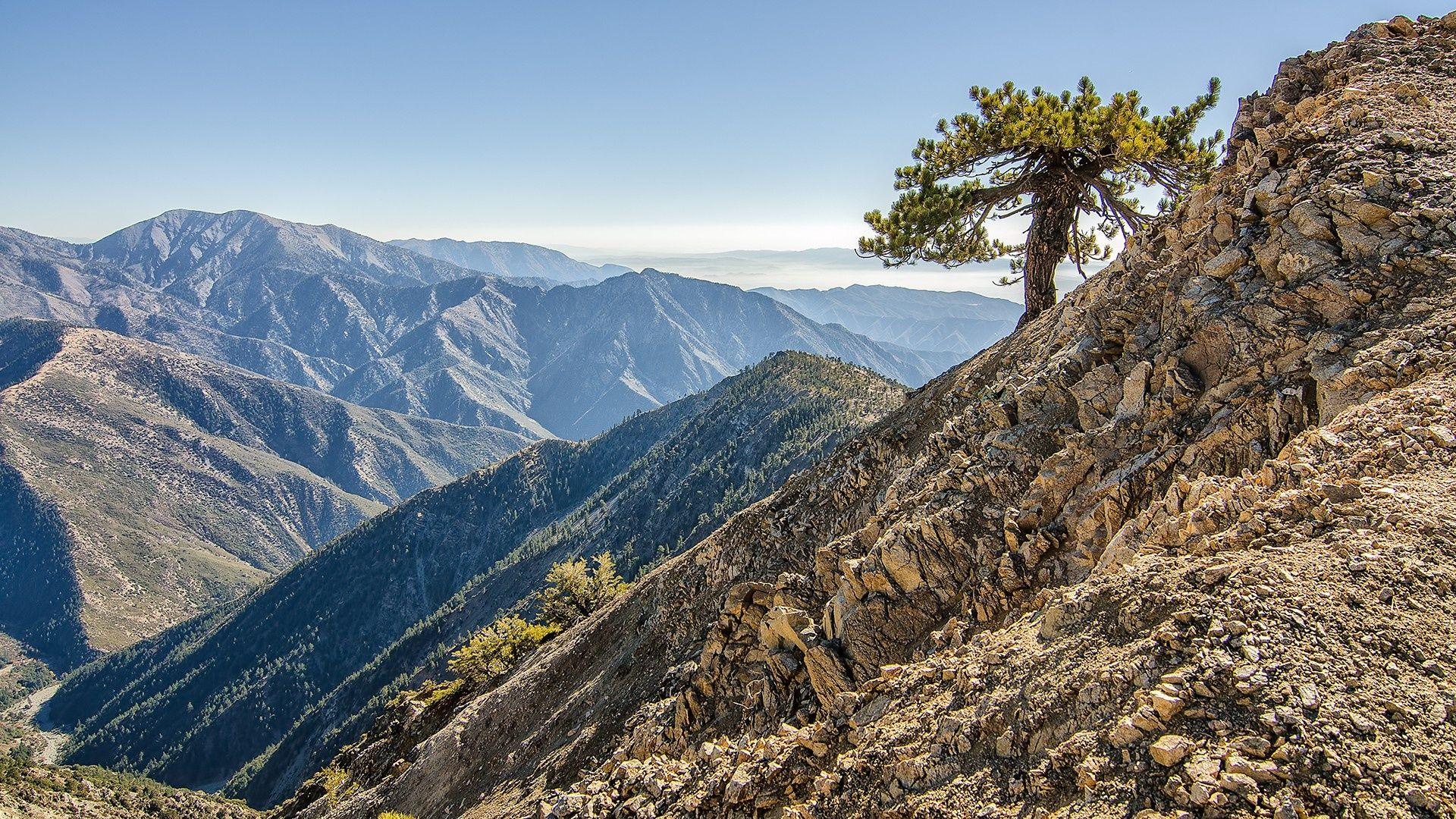 mountainscape wallpaper 33210